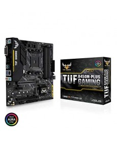 ASUS - Tuf-B450M-Plus Gaming DDR4 M.2 - Socket AM4
