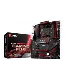 MSI - B450 Gaming Plus DDR4 M.2 Socket AM4