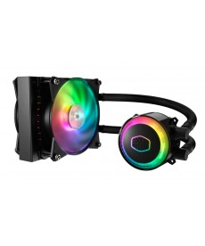 COOLER MASTER - Master Liquid ML120R RGB x Socket 2066 2011 1151v2 1.151 AM4