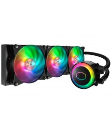 COOLER MASTER - Master Liquid ML360R RGB x Socket 2066 2011 1151v2 1.151 AM4