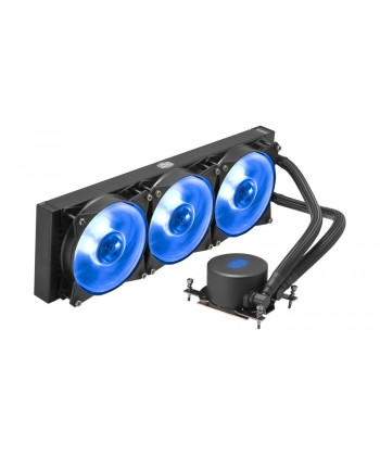 COOLER MASTER - Master Liquid ML360 RGB x Socket TR4