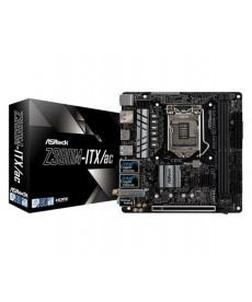 ASROCK - Z390M-ITX/AC M.2 DDR4 Mini-ITX Socket 1151v2