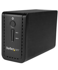 "STARTECH - BOX ESTERNO x 2 Hard Disk 3.5"" Sata Raid USB 3.1 Gen2"