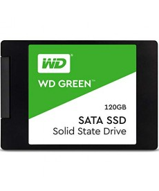 WESTERN DIGITAL - 120GB SSD WD Green Sata 6Gb/s
