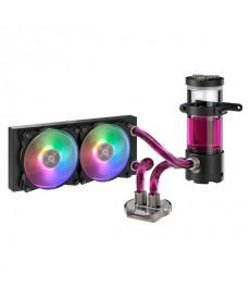 COOLER MASTER - Master Liquid Maker 240 RGB x Socket 2066 2011 1151v2 1.151 AM4