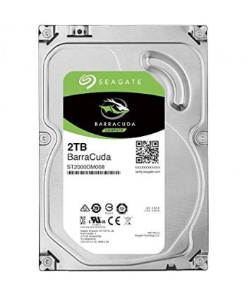 SEAGATE - 2TB BARRACUDA - Sata 6GB/S 256mb