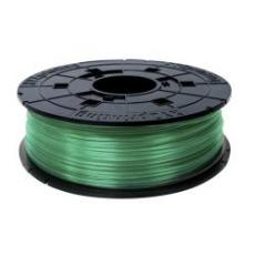 XYZ Printing - PLA CLEAR GREEN 600 GR JUNIOR