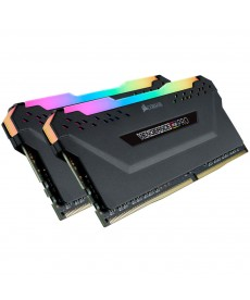 CORSAIR - 32GB Kit Vengeance RGB Pro DDR4-3200 CL16 (2x16GB)
