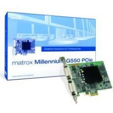 MATROX - MILLENNIUM G550 PCIE 1X 32MB