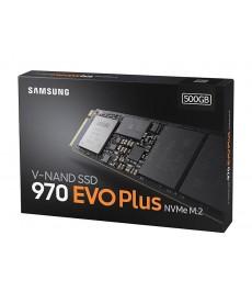 SAMSUNG - 500GB 970 Evo Plus SSD NVMe M.2