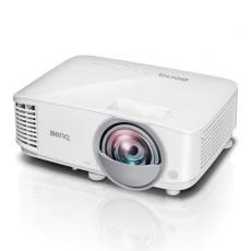 "DLP; XGA; Short-throw(81""@1m); Brightness: 3000 AL; 2.6kg; High contrast ratio 12,000:1; Noise level: 29db (Eco mode); 1"