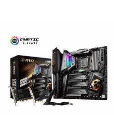 MSI - MEG Z390 Godlike DDR4 M.2 WiFi Extended-ATX Socket 1151v2
