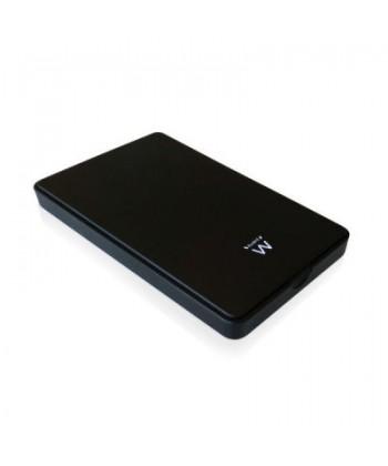 "EWENT - BOX ESTERNO 2.5"" SATA USB 2.0 senza viti mm BLACK"