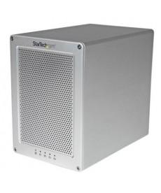 STARTECH - BOX ESTERNO x 4 Hard Disk Sata Raid Thunderbolt