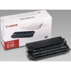 CANON - E 16 NERA CARTUCCIA TONER NERO