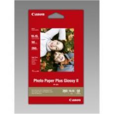 PHOTO PAPER PLUS GLOSSY. CARTA LUCIDA PER STAMPA FOTOGRAFICA FORMATO 10 X 15 CM. CONFEZIONE DA 50 FOGLI.