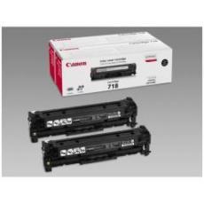 2 PZ CARTUCCIA NERO DURATA 6800 PAG. AL 5 DI COPERTURA. LBP7200CDN
