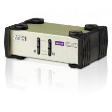 Aten - 2PORT USB PS/2 VGA KVM C