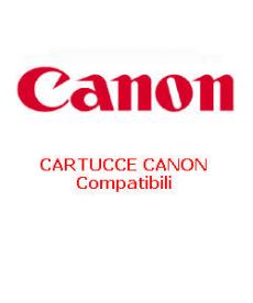 REFILLJET -Kit cartucce VUOTE SENZA CHIP per CANON PGI5BK + CLI 8XX (1 Cartuccia Nero PGI5BK + N. 1 Cartuccia Nero CLI8BK + N