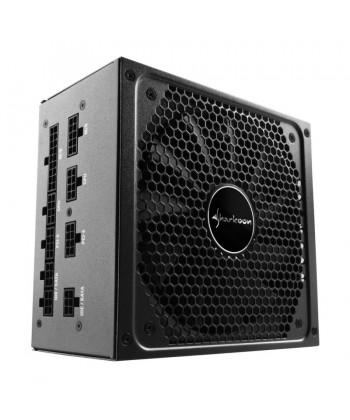 SHARKOON - 650W Silent Storm Cool Zero 80Plus Gold