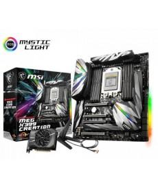 MSI - MEG X399 Creation DDR4 M.2 Extended-ATX Socket TR4
