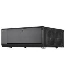 SILVERSTONE - Grandia Desktop Black Micro-ATX (no ali)