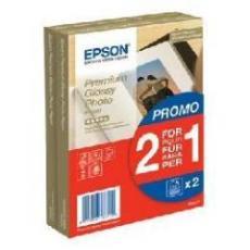 CARTA FOTOGRAFICA LUCIDA PREMIUM BEST FORMATO 10X15CM(4X6 ) 40 FOGLI -S042153- IN CONFEZIONE PROMOZIONALE 2X1 PRENDI 2