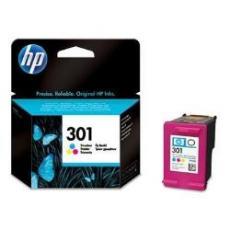 Cartuccia d inchiostro HP 301 tricromia