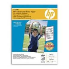 HP Advanced Glossy Photo Paper 250 g/m²-13 x 18 cm borderless/25 sht