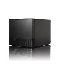 Fractal Design - Node 804 Micro-ATX Black