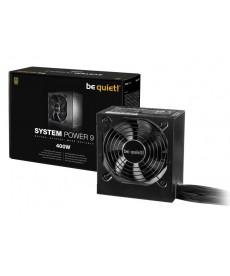Be QUIET! - System Power 9 400W 80Plus Bronze