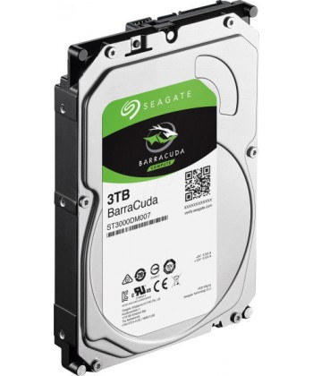 SEAGATE - 3TB BARRACUDA - Sata 6GB/S 256mb