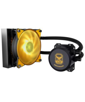 COOLER MASTER - Master Liquid ML120L Tuf Edition RGB x Socket 2066 2011 1151v2 1.151 AM4