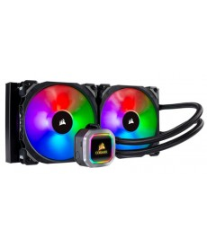 CORSAIR - HYDRO SERIES 115i RGB Platinum 280mm x Socket 2066 2011 1151v2 1.151 AM4