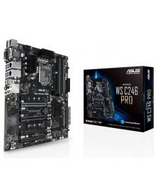ASUS - WS C246 Pro Xeon E DDR4 M.2 Socket 1151v2
