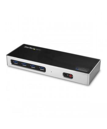 STARTECH - Docking Station USB-C con 2 porte DisplayPort o HDMI - Dual DP o HDMI e DP 60Hz - USB-C/USB3.0