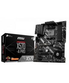 MSI - X570-A Pro DDR4 M.2 Socket AM4