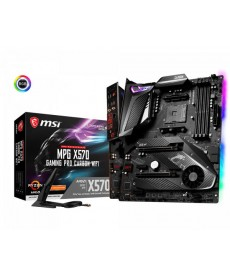 MSI - X570 Gaming Pro Carbon WiFi DDR4 M.2 Socket AM4