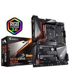 GIGABYTE - X570 Ultra Aorus DDR4 M.2 Socket AM4