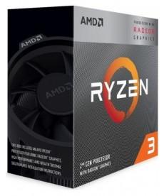 AMD - Ryzen 3 3200G 3.6 Ghz 4 Core Socket AM4 BOXED