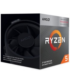 AMD - Ryzen 5 3300G 3.7 Ghz 4 Core Socket AM4 BOXED