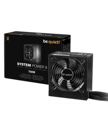 Be QUIET! - System Power 9 700W 80Plus Bronze