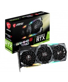 MSI - RTX 2080 SUPER Gaming X TRIO 8GB GDDR6