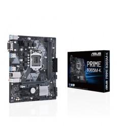 ASUS - Prime B365M-K DDR4 M.2 Socket 1151v2