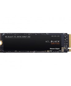 WESTERN DIGITAL - 500GB SSD WD Black SN750 NVMe M.2