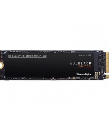 WESTERN DIGITAL - 500GB SSD WD Black SN750 NVMe M.2