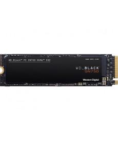 WESTERN DIGITAL - 1TB SSD WD Black SN750 NVMe M.2