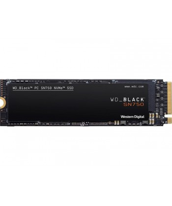 WESTERN DIGITAL - 2TB SSD WD Black SN750 NVMe M.2