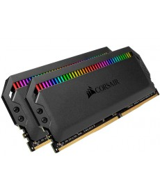 CORSAIR - 16GB Kit Dominator Platinum RGB DDR4-4000 CL19 (2x8GB)