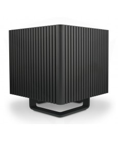 STREACOM - DB4 Fanless Cube Black Mini-ITX (no ali)